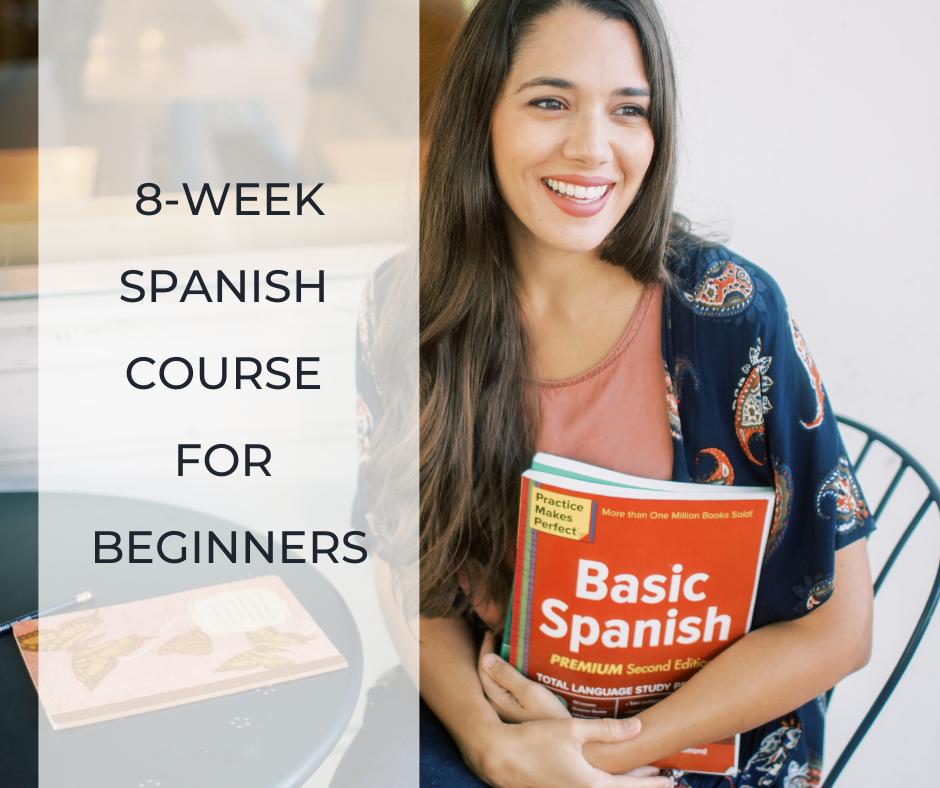 Beginner Spanish Course (2)